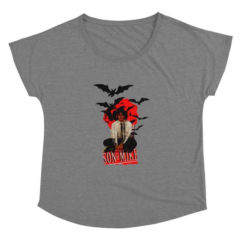 """SON OF MIKE """"Batman"""" Women's Dolman by Turkeylegsray's Artist Shop"""