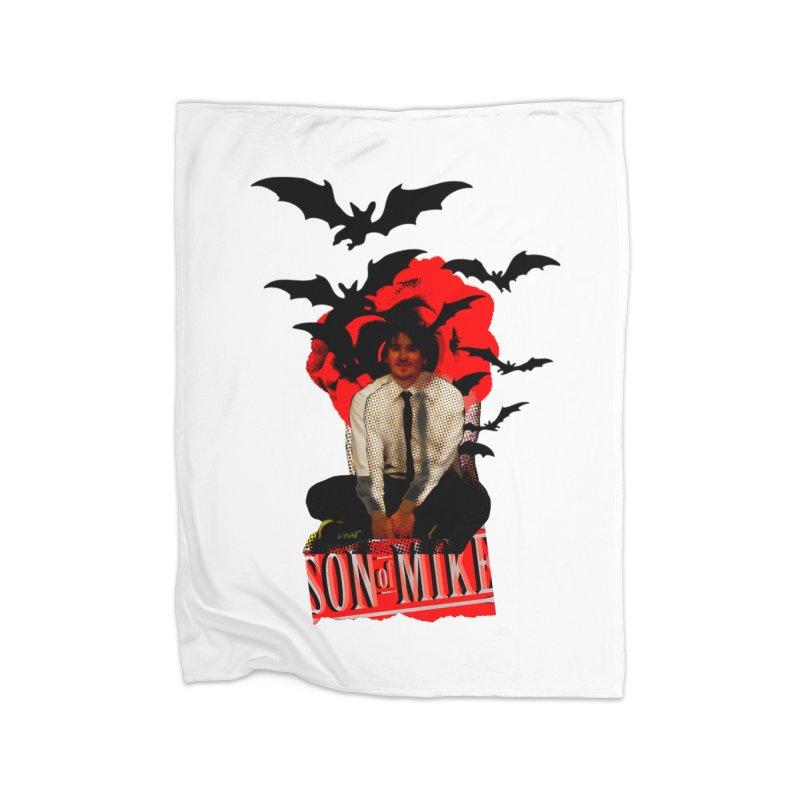 "SON OF MIKE ""Batman"" Home Blanket by Turkeylegsray's Artist Shop"