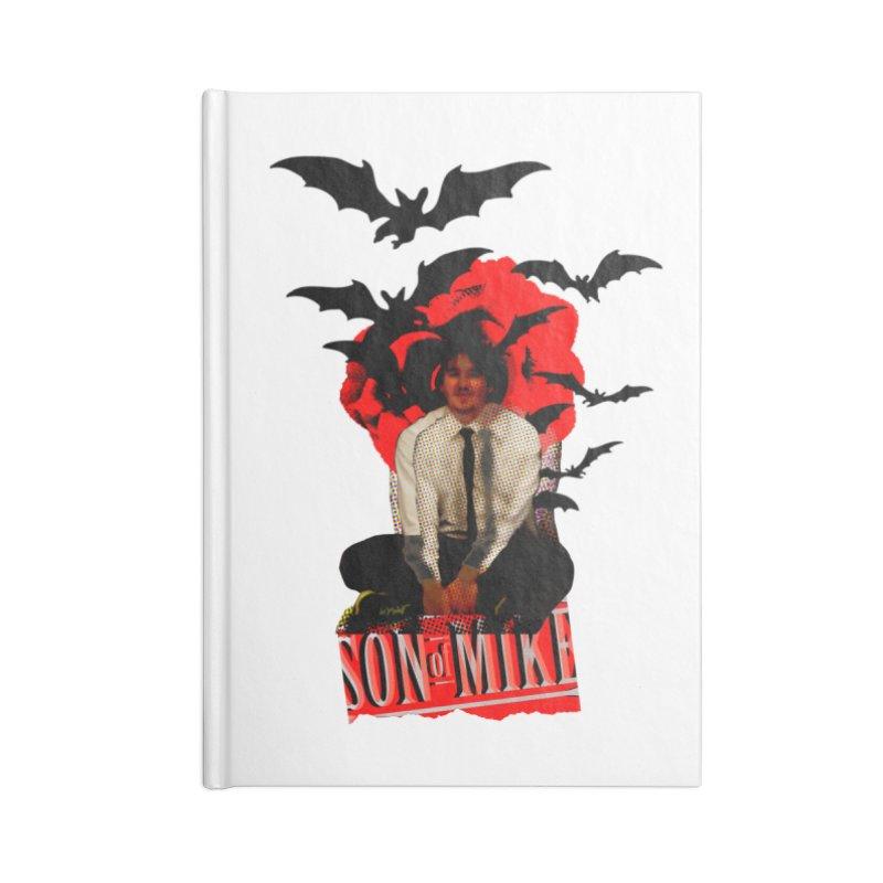 "SON OF MIKE ""Batman"" Accessories Notebook by Turkeylegsray's Artist Shop"