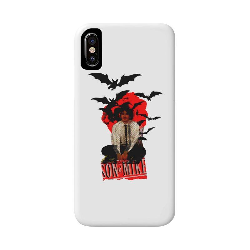 "SON OF MIKE ""Batman"" Accessories Phone Case by Turkeylegsray's Artist Shop"