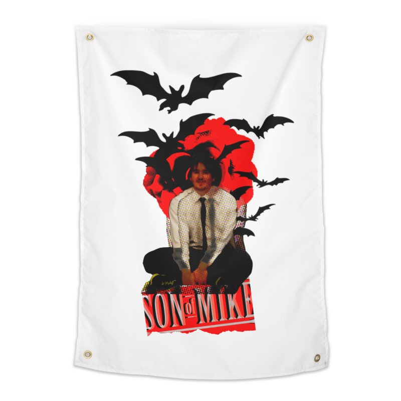 "SON OF MIKE ""Batman"" Home Tapestry by Turkeylegsray's Artist Shop"
