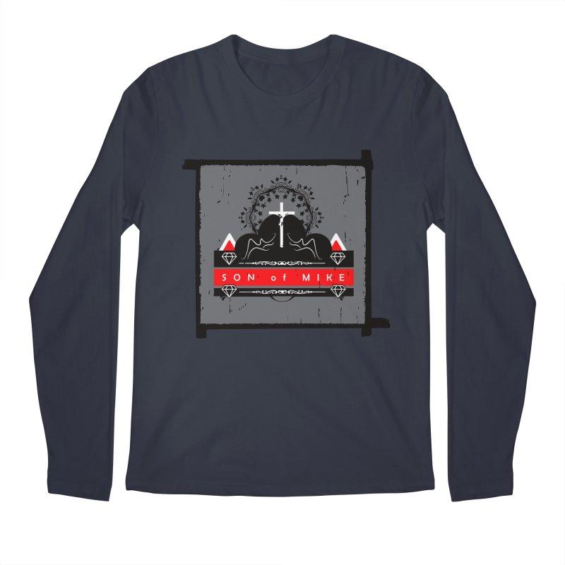 "SON OF MIKE ""High"" Men's Longsleeve T-Shirt by Turkeylegsray's Artist Shop"