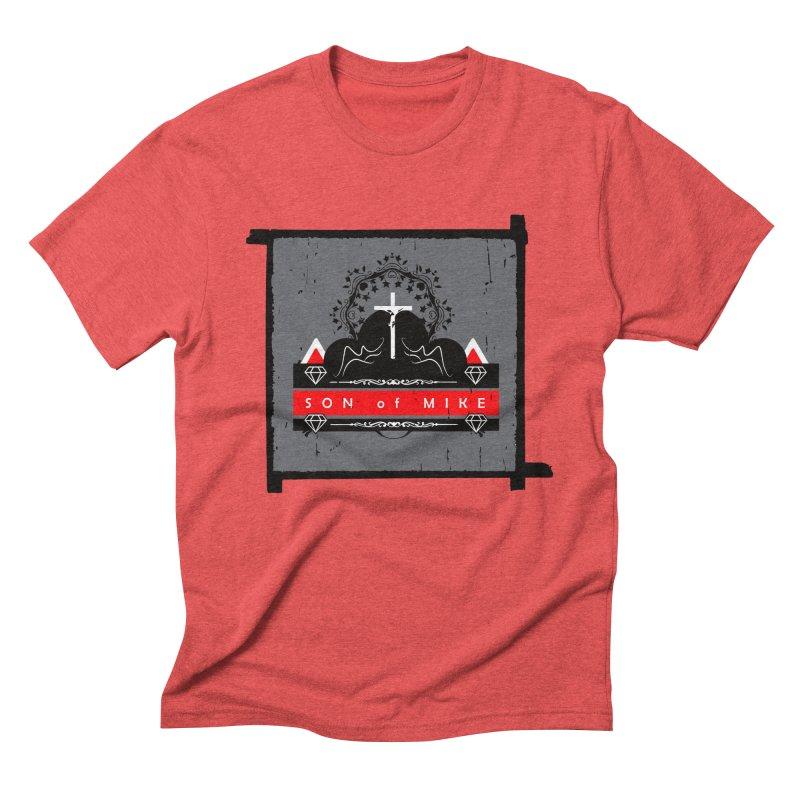 "SON OF MIKE ""High"" Men's Triblend T-shirt by Turkeylegsray's Artist Shop"
