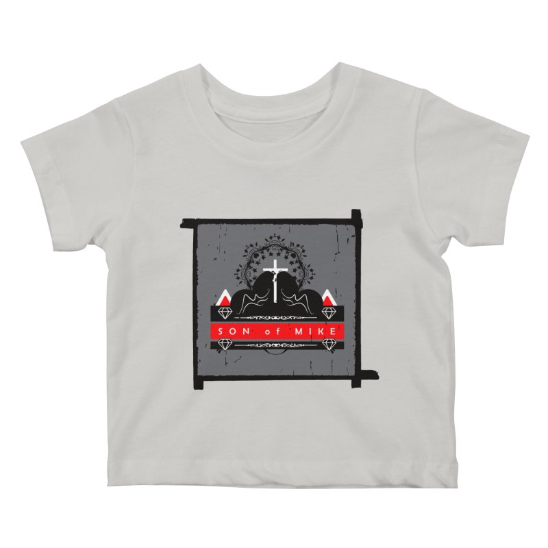 """SON OF MIKE """"High"""" Kids Baby T-Shirt by Turkeylegsray's Artist Shop"""