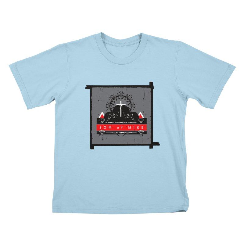 "SON OF MIKE ""High"" Kids T-shirt by Turkeylegsray's Artist Shop"
