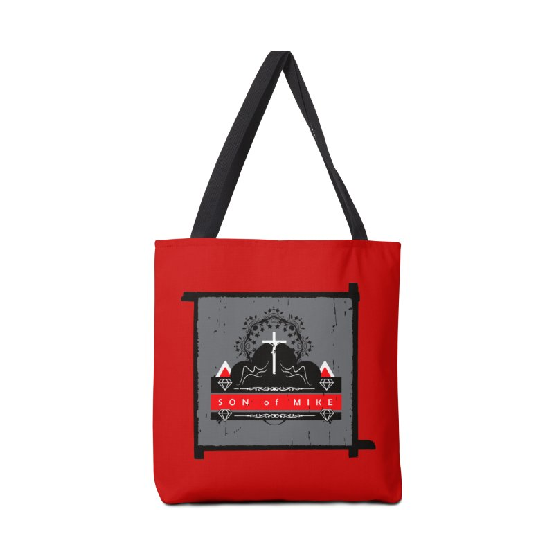 "SON OF MIKE ""High"" Accessories Bag by Turkeylegsray's Artist Shop"