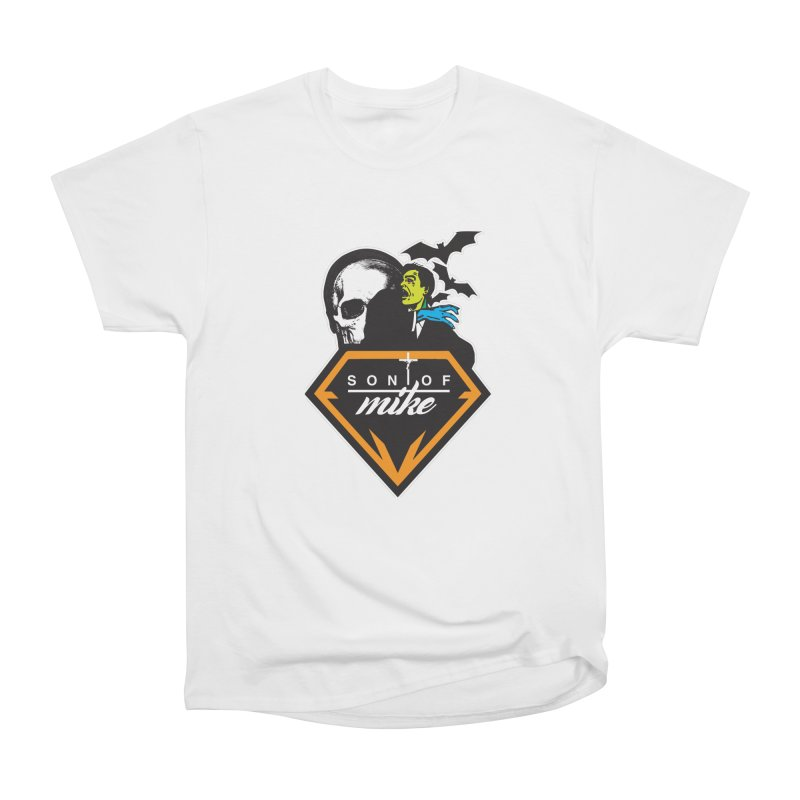 "SON OF MIKE ""Diamond Skull"" Men's Classic T-Shirt by Turkeylegsray's Artist Shop"