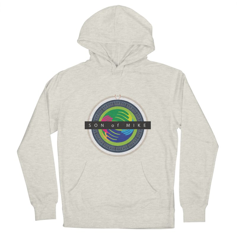 "SON OF MIKE ""Holy Circle"" Women's Pullover Hoody by Turkeylegsray's Artist Shop"