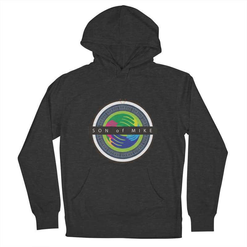 """SON OF MIKE """"Holy Circle"""" Men's Pullover Hoody by Turkeylegsray's Artist Shop"""