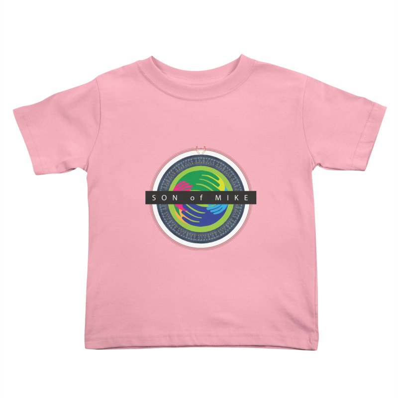 """SON OF MIKE """"Holy Circle"""" Kids Toddler T-Shirt by Turkeylegsray's Artist Shop"""
