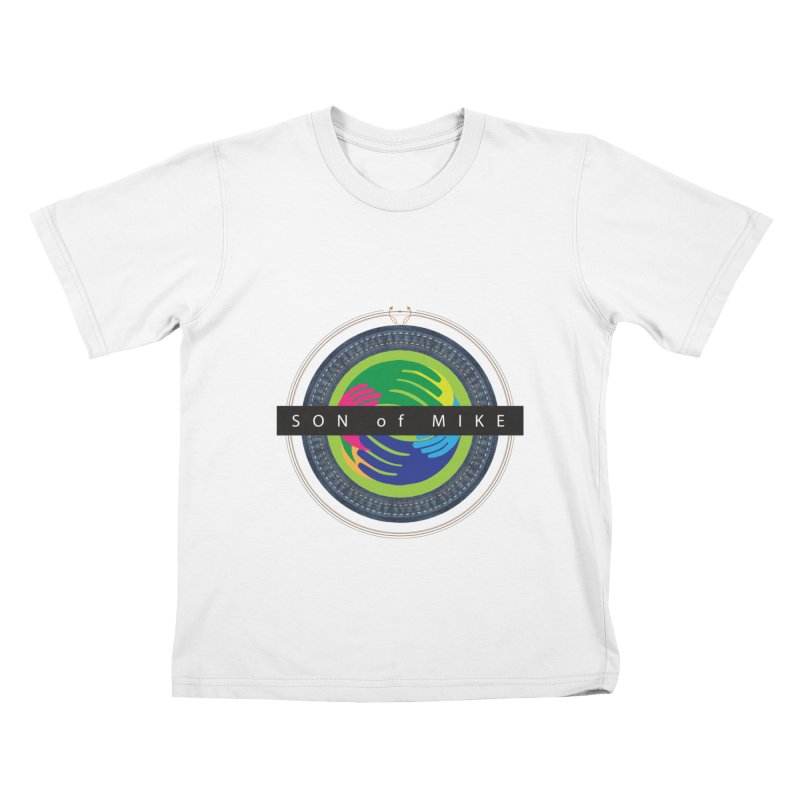 """SON OF MIKE """"Holy Circle"""" Kids T-shirt by Turkeylegsray's Artist Shop"""