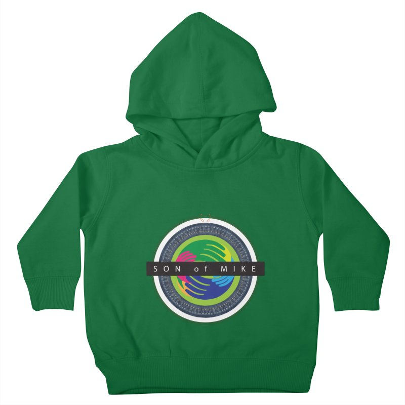 """SON OF MIKE """"Holy Circle"""" Kids Toddler Pullover Hoody by Turkeylegsray's Artist Shop"""