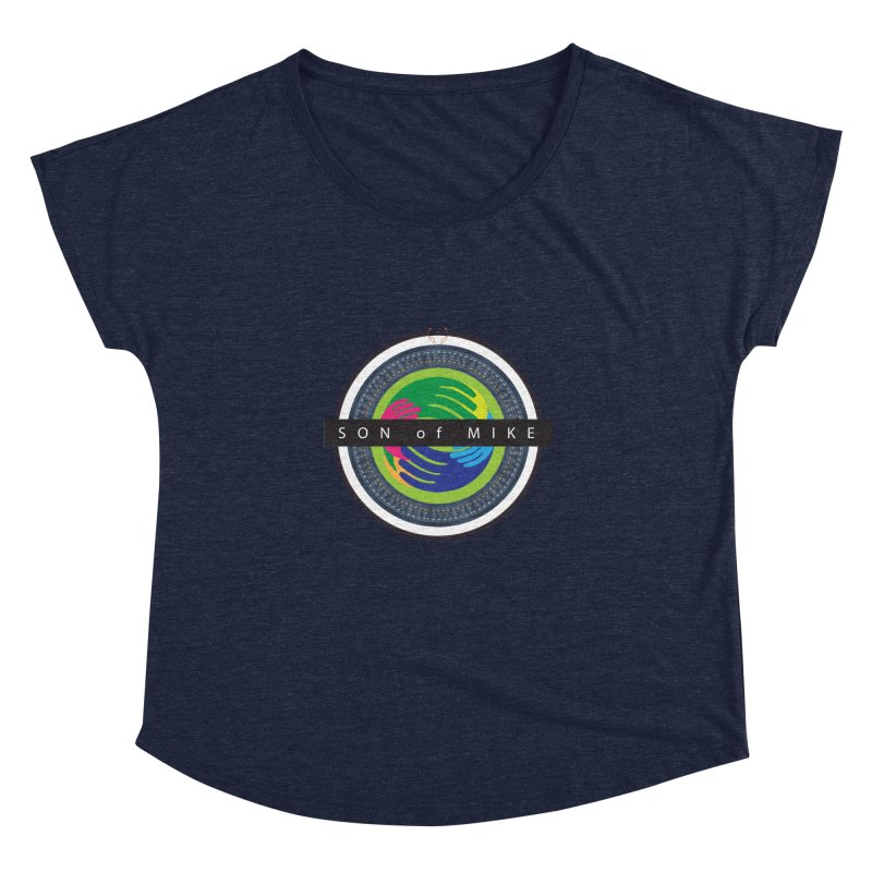 """SON OF MIKE """"Holy Circle"""" Women's Dolman by Turkeylegsray's Artist Shop"""