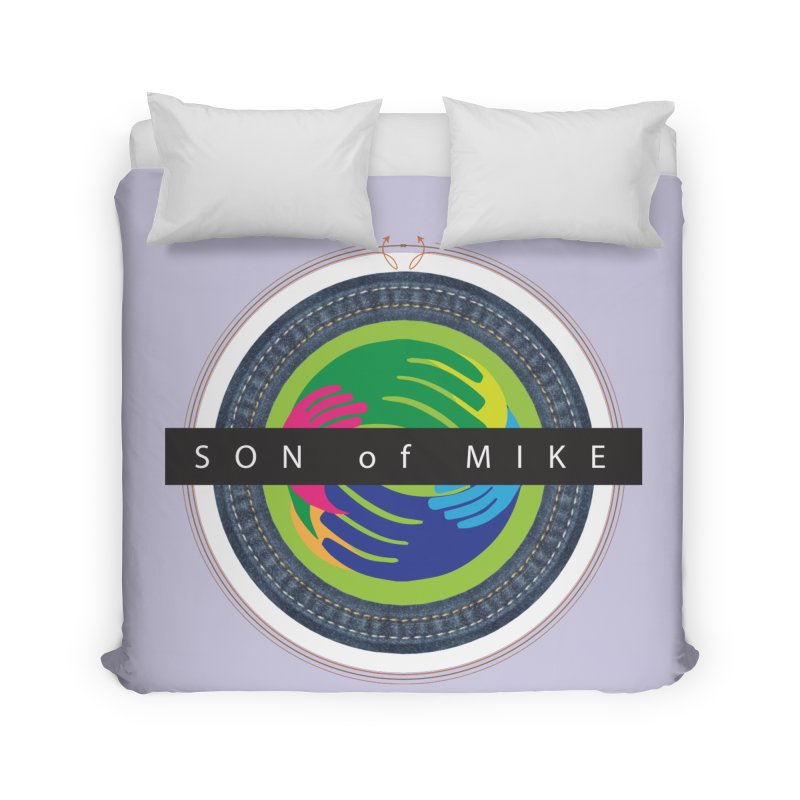 """SON OF MIKE """"Holy Circle"""" Home Duvet by Turkeylegsray's Artist Shop"""