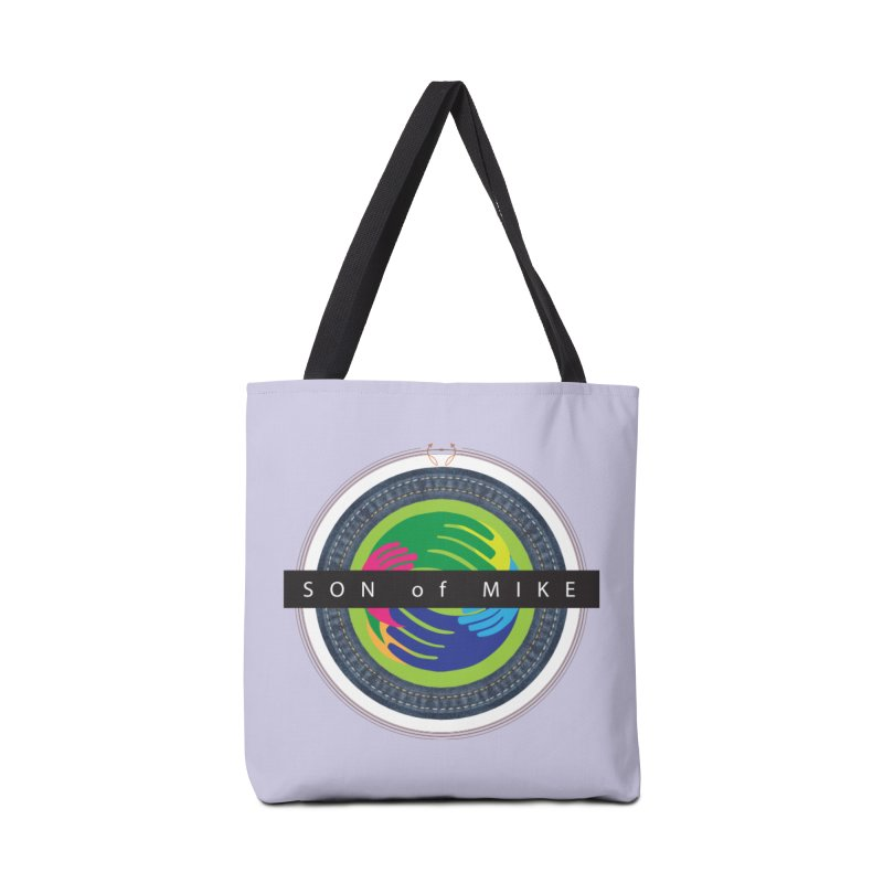 "SON OF MIKE ""Holy Circle"" Accessories Bag by Turkeylegsray's Artist Shop"