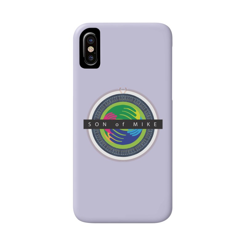 """SON OF MIKE """"Holy Circle"""" Accessories Phone Case by Turkeylegsray's Artist Shop"""