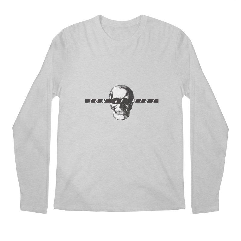 "SON OF MIKE ""Blind Skull"" Men's Longsleeve T-Shirt by Turkeylegsray's Artist Shop"