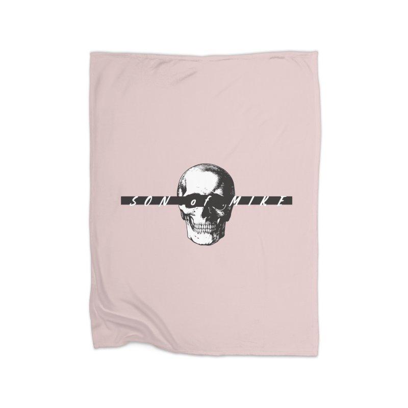 "SON OF MIKE ""Blind Skull"" Home Blanket by Turkeylegsray's Artist Shop"