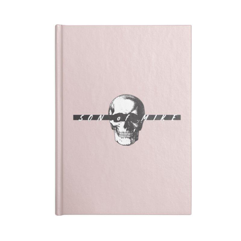 "SON OF MIKE ""Blind Skull"" Accessories Notebook by Turkeylegsray's Artist Shop"
