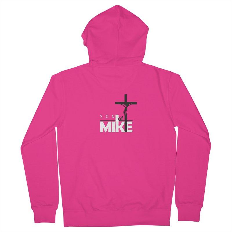 "SON OF MIKE ""Cross"" Men's Zip-Up Hoody by Turkeylegsray's Artist Shop"