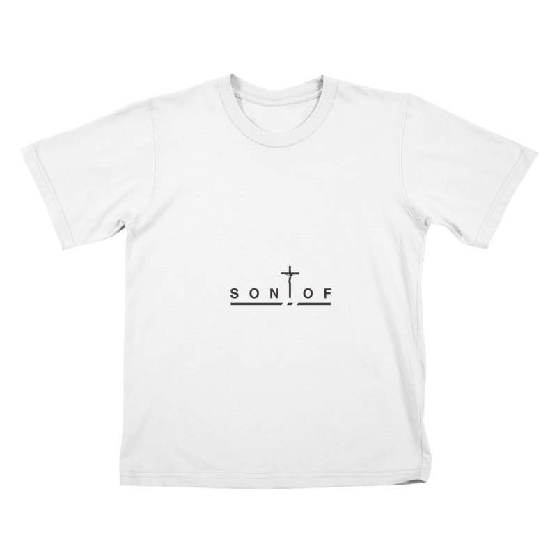 """SON OF MIKE """"Cross II"""" Kids T-shirt by Turkeylegsray's Artist Shop"""