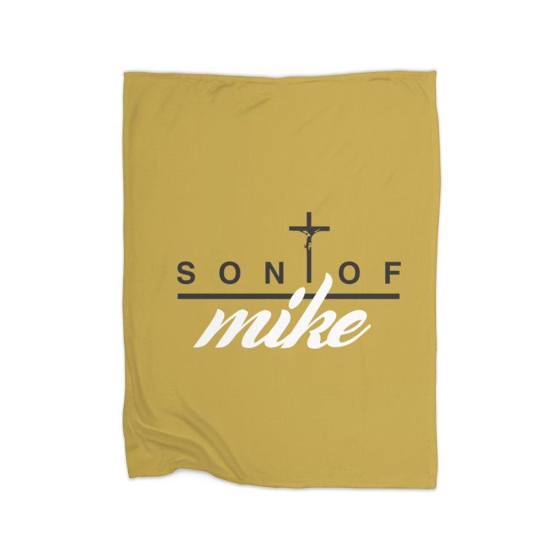 "SON OF MIKE ""Cross II"" Home Blanket by Turkeylegsray's Artist Shop"