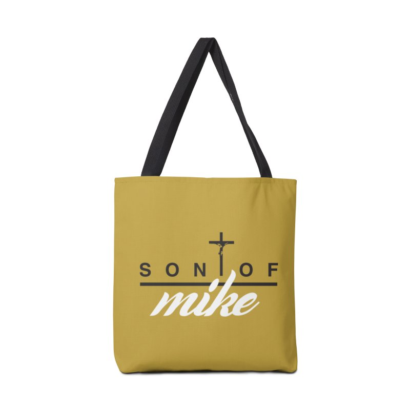 "SON OF MIKE ""Cross II"" Accessories Bag by Turkeylegsray's Artist Shop"