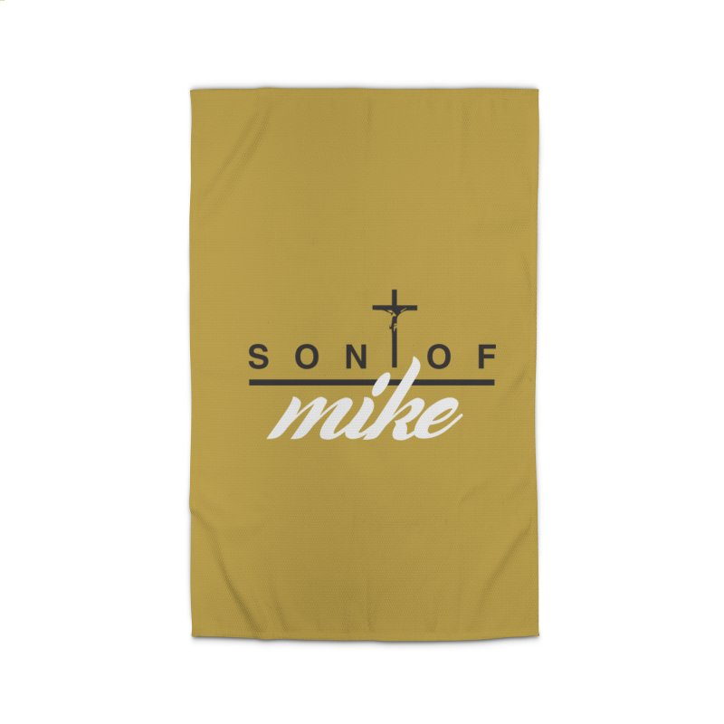 "SON OF MIKE ""Cross II"" Home Rug by Turkeylegsray's Artist Shop"