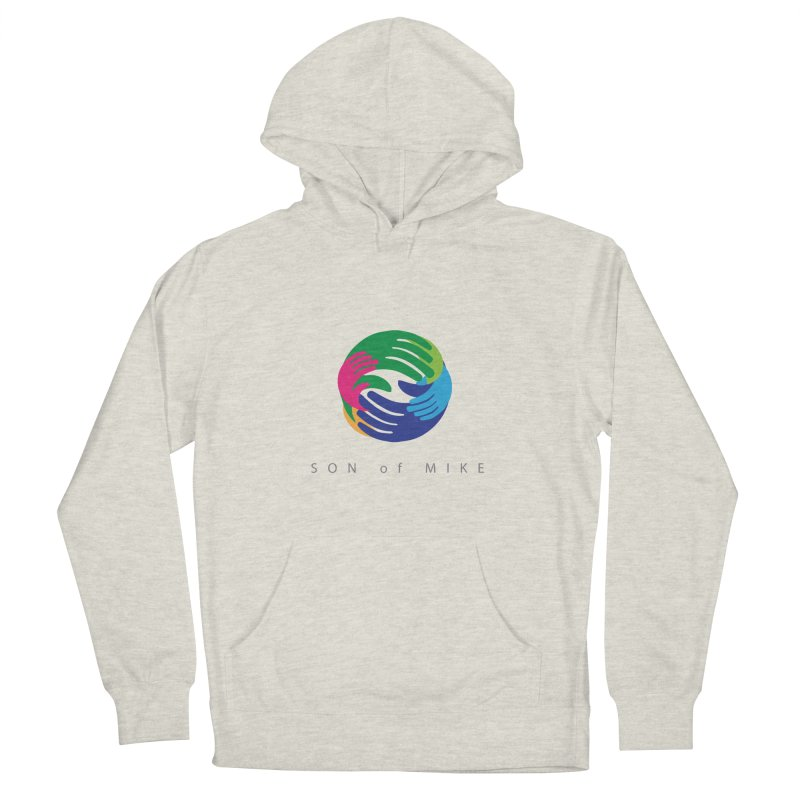 """SON OF MIKE """"Hands"""" Women's Pullover Hoody by Turkeylegsray's Artist Shop"""