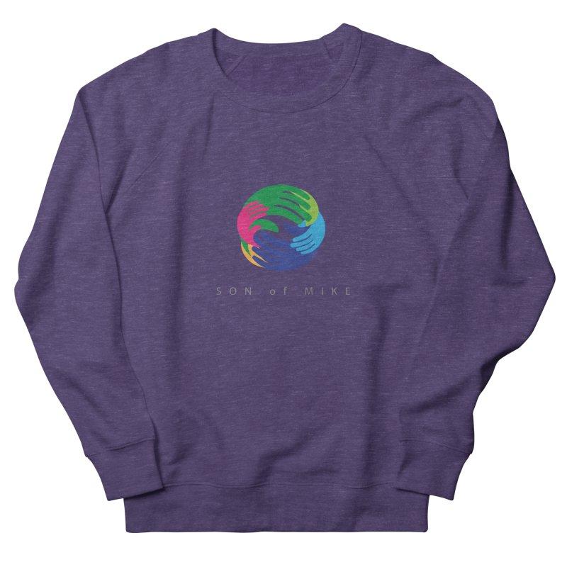 "SON OF MIKE ""Hands"" Women's Sweatshirt by Turkeylegsray's Artist Shop"