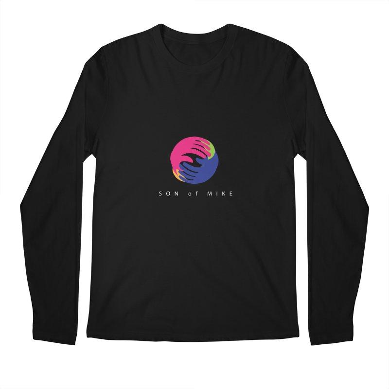 """SON OF MIKE """"Hands II"""" Men's Longsleeve T-Shirt by Turkeylegsray's Artist Shop"""