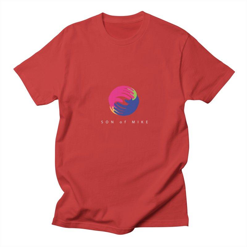 "SON OF MIKE ""Hands II"" Men's T-Shirt by Turkeylegsray's Artist Shop"
