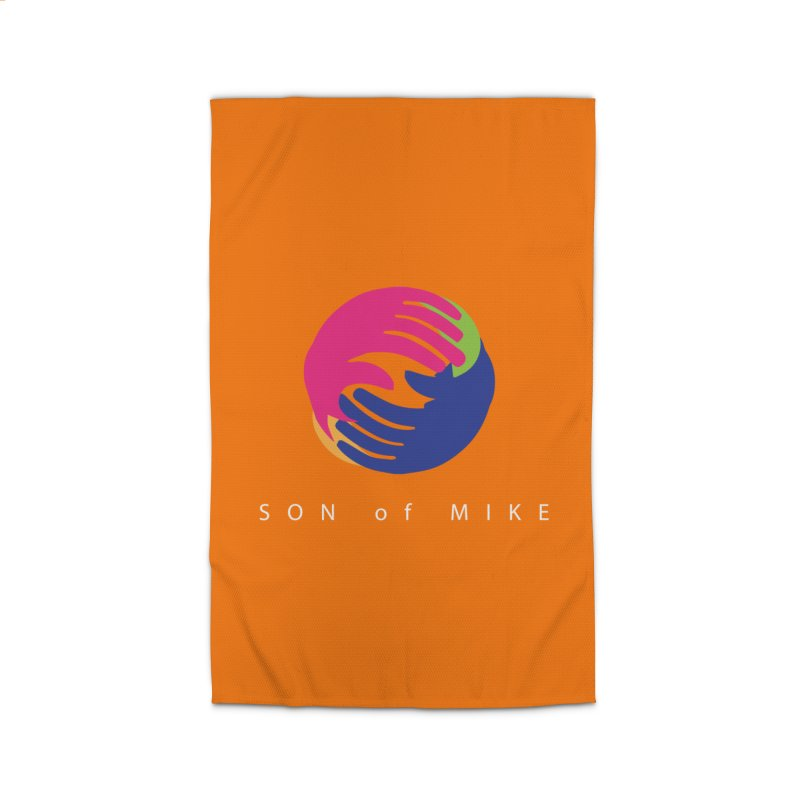 """SON OF MIKE """"Hands II"""" Home Rug by Turkeylegsray's Artist Shop"""