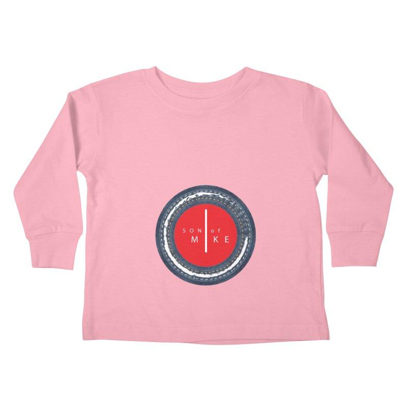 "SON OF MIKE ""Coke"" Kids Toddler Longsleeve T-Shirt by Turkeylegsray's Artist Shop"