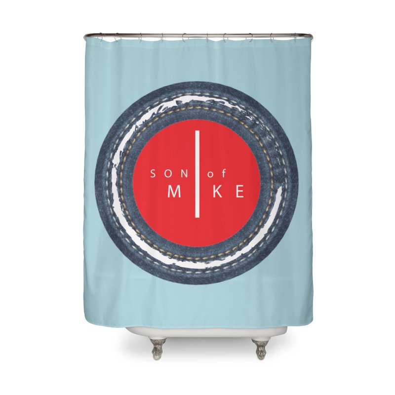 """SON OF MIKE """"Coke"""" Home Shower Curtain by Turkeylegsray's Artist Shop"""