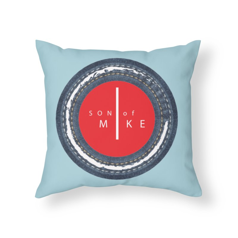 """SON OF MIKE """"Coke"""" Home Throw Pillow by Turkeylegsray's Artist Shop"""