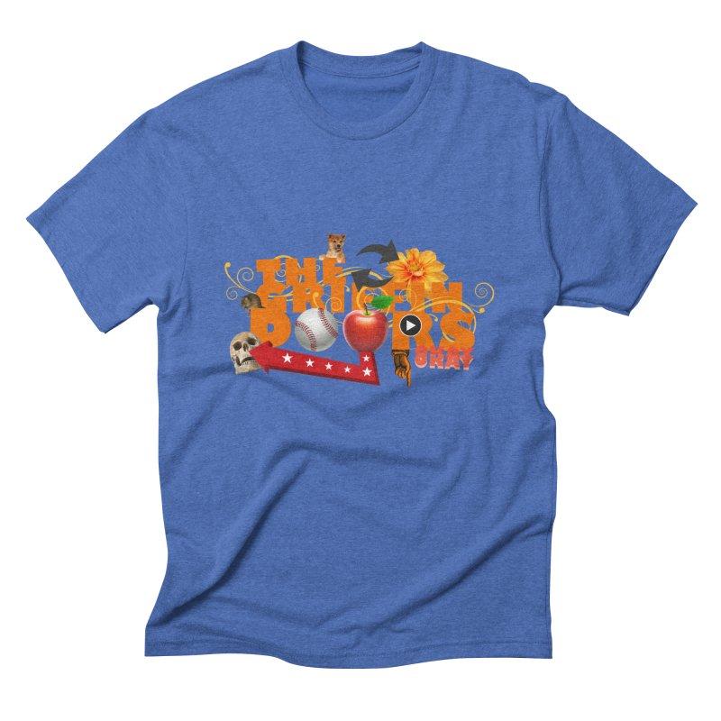 "THE GRIFFINDOORS ""Hobbies"" Men's Triblend T-Shirt by Turkeylegsray's Artist Shop"