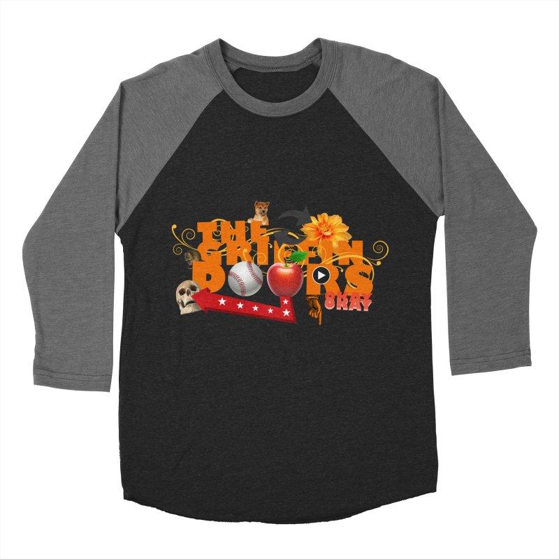 "THE GRIFFINDOORS ""Hobbies"" Men's Baseball Triblend T-Shirt by Turkeylegsray's Artist Shop"
