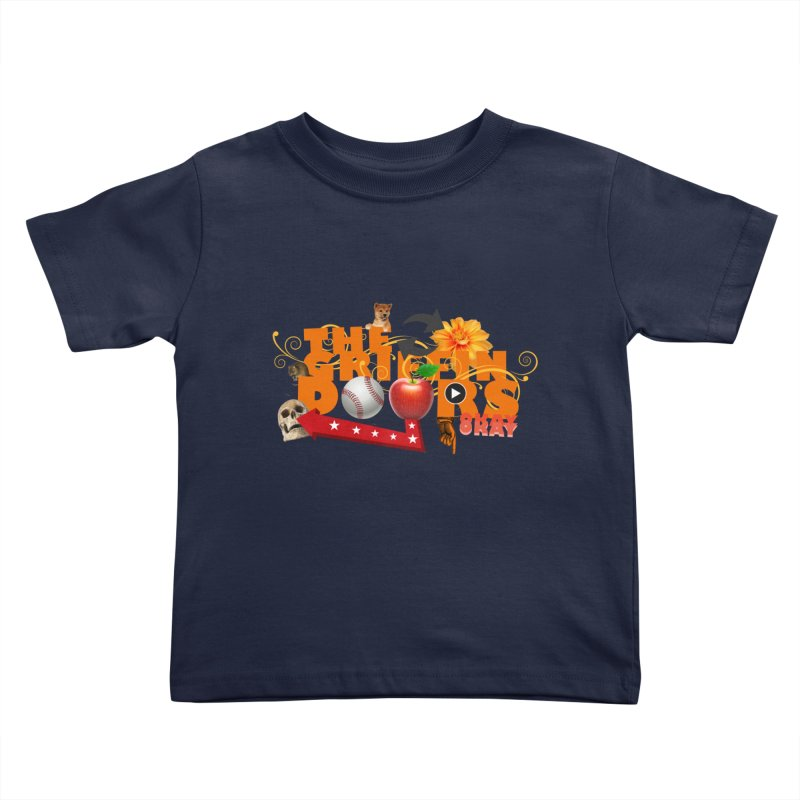 "THE GRIFFINDOORS ""Hobbies"" Kids Toddler T-Shirt by Turkeylegsray's Artist Shop"