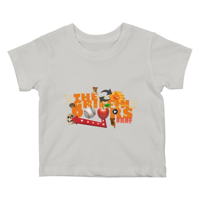 "THE GRIFFINDOORS ""Hobbies"" Kids Baby T-Shirt by Turkeylegsray's Artist Shop"