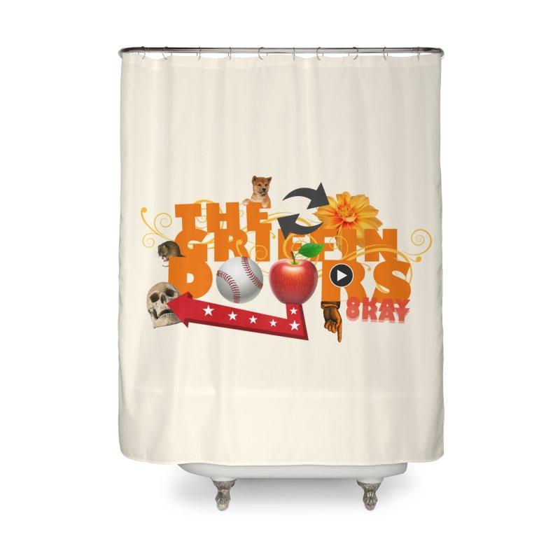 "THE GRIFFINDOORS ""Hobbies"" Home Shower Curtain by Turkeylegsray's Artist Shop"