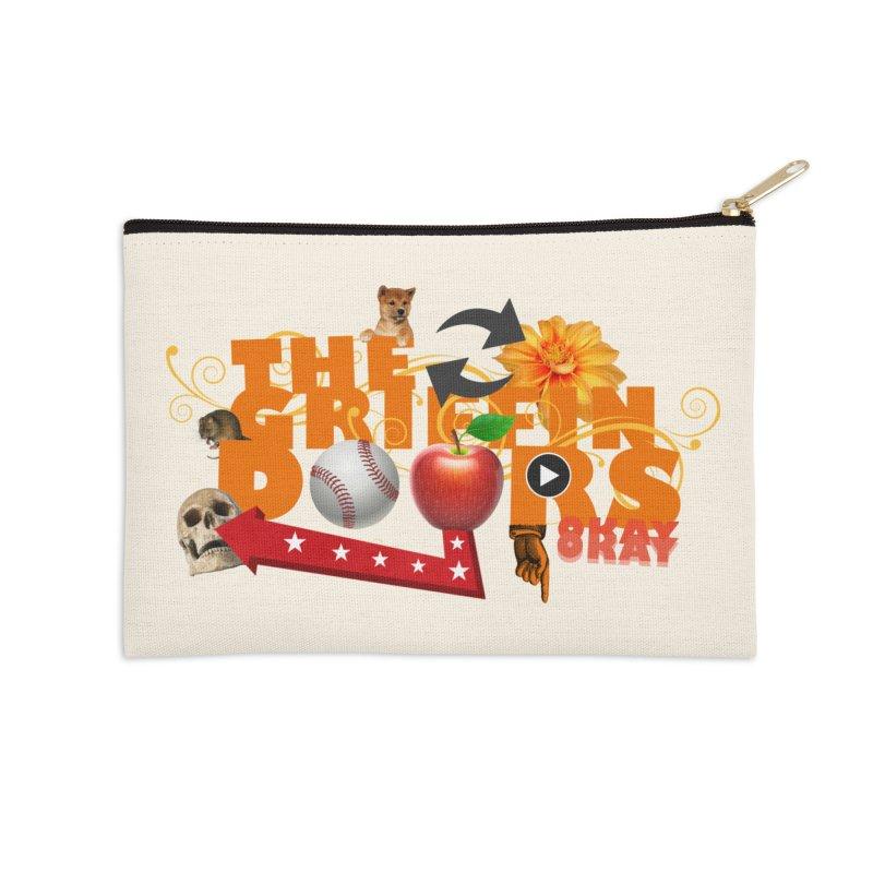 "THE GRIFFINDOORS ""Hobbies"" Accessories Zip Pouch by Turkeylegsray's Artist Shop"