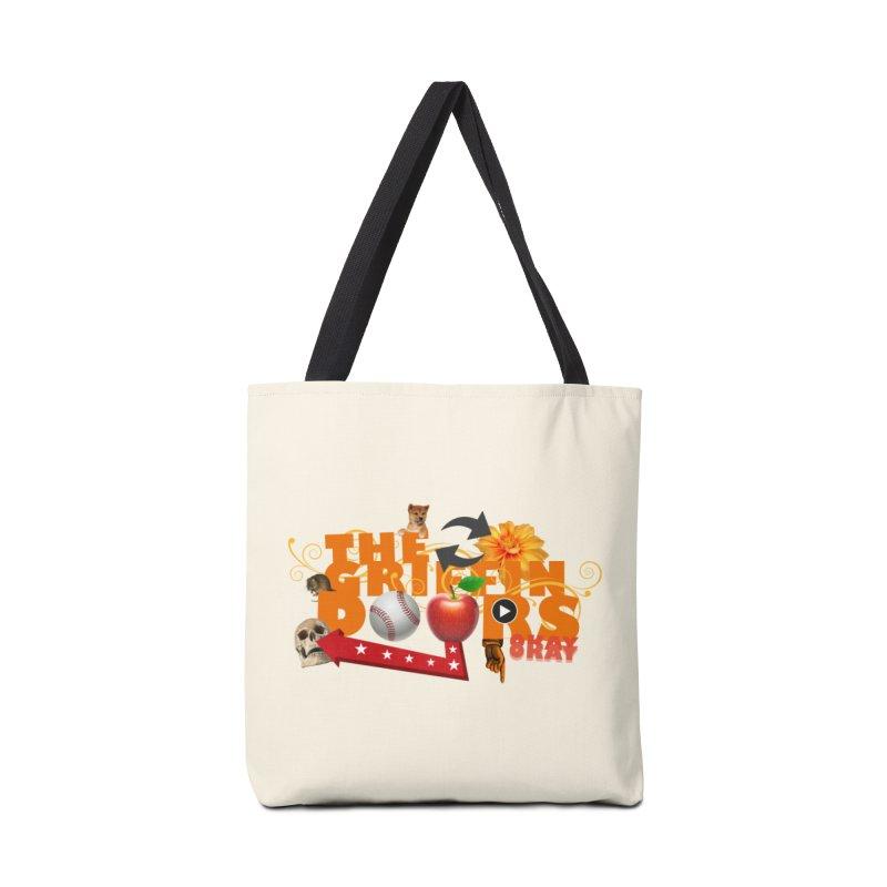 "THE GRIFFINDOORS ""Hobbies"" Accessories Bag by Turkeylegsray's Artist Shop"