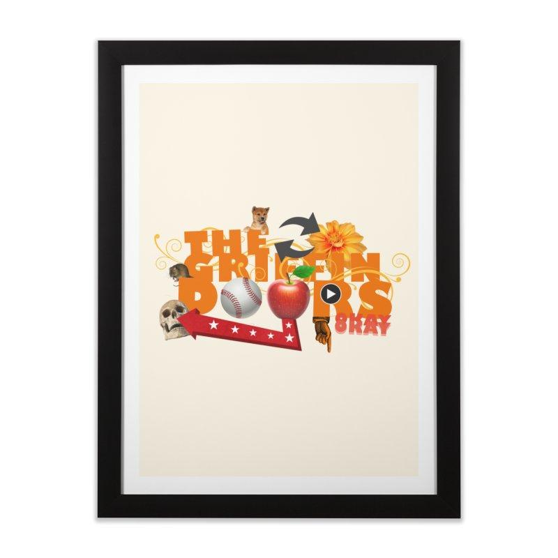 "THE GRIFFINDOORS ""Hobbies"" Home Framed Fine Art Print by Turkeylegsray's Artist Shop"