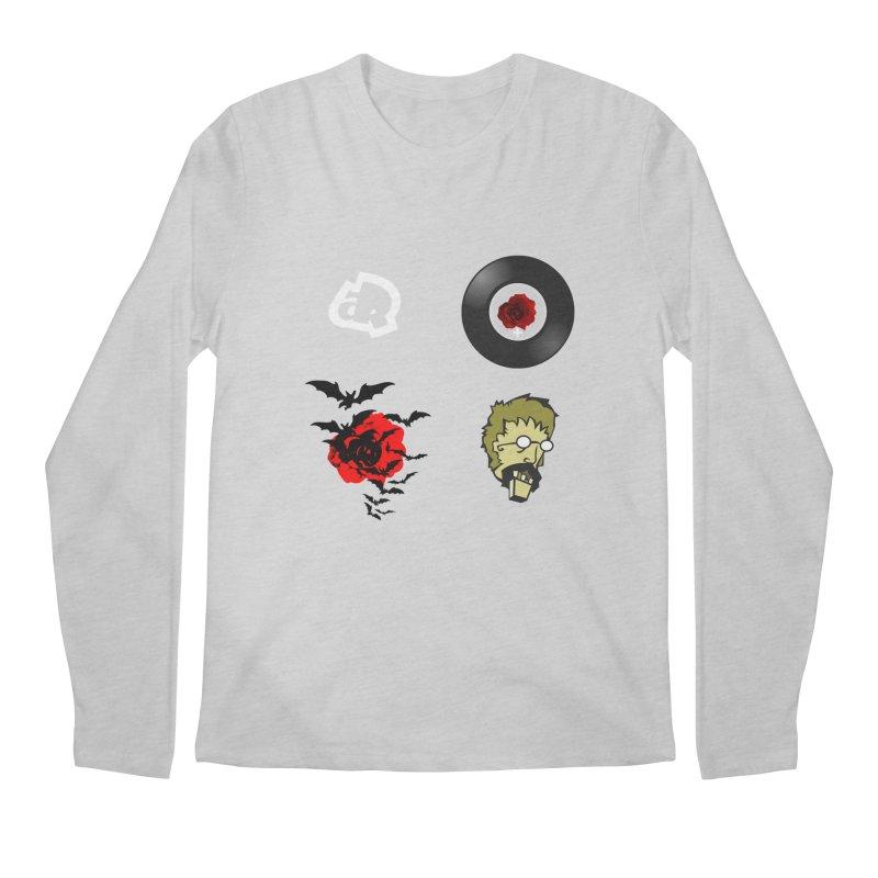 4 Logo Men's Longsleeve T-Shirt by Turkeylegsray's Artist Shop