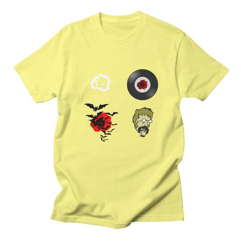 4 Logo Men's T-Shirt by Turkeylegsray's Artist Shop
