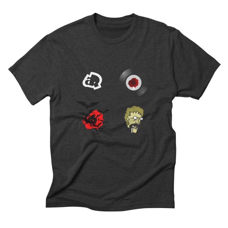 4 Logo Men's Triblend T-Shirt by Turkeylegsray's Artist Shop