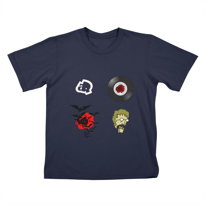 4 Logo Kids T-Shirt by Turkeylegsray's Artist Shop