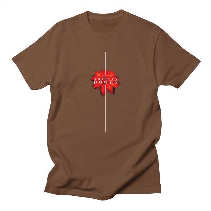 "THE GRIFFINDOORS ""Rose"" Men's T-Shirt by Turkeylegsray's Artist Shop"