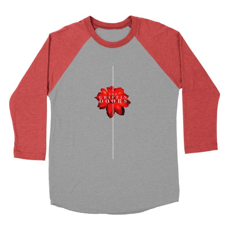 "THE GRIFFINDOORS ""Rose"" Men's Baseball Triblend T-Shirt by Turkeylegsray's Artist Shop"